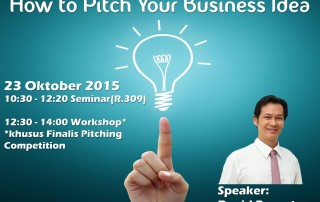 How to Pitch Your Business Idea