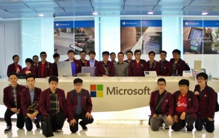 Microsoft Technology Center Singapore