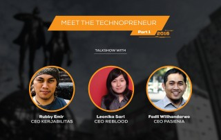 Meet The Technopreneurs - Part 1