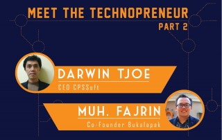Meet The Technopreneur 2: BukaLapak dan Accurate
