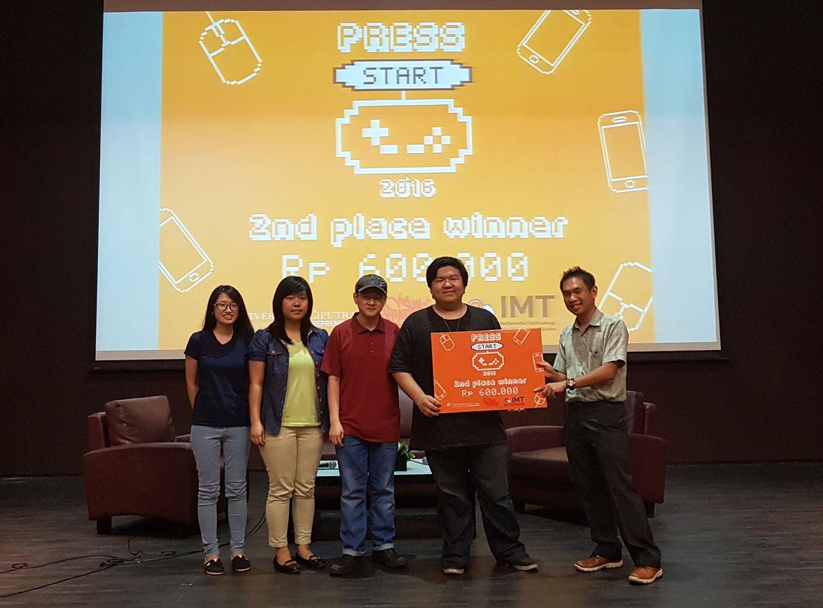 Press Start 2016 2nd Winner: Last Battle
