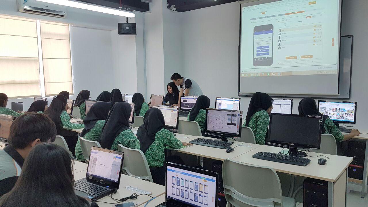 Informatika UC Training Kerjasama Diskominfo Pertemuan 2