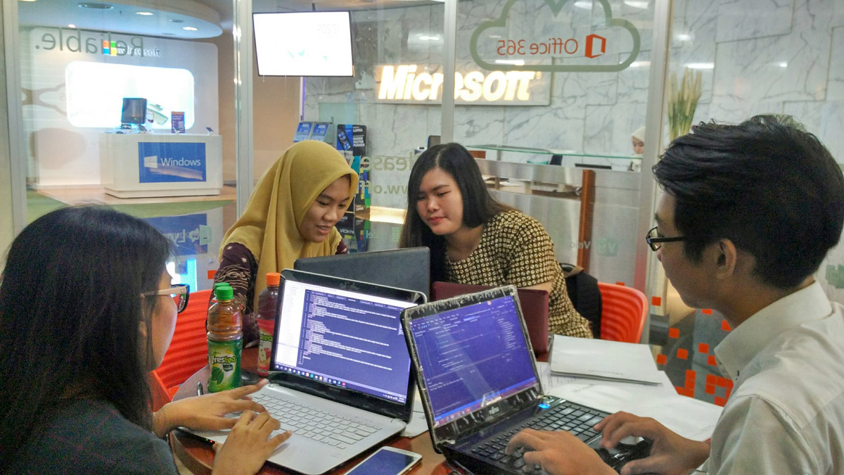 Kerja Praktek atau Internship di Microsoft Indonesia