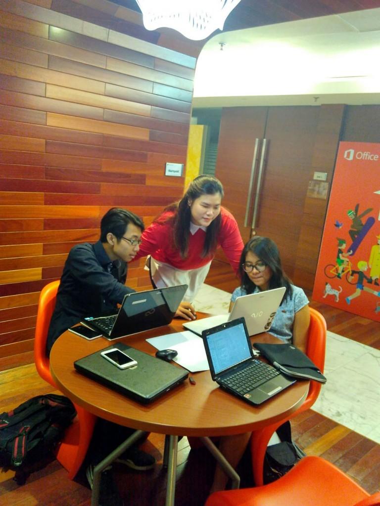 Mahasiswa IMT & MIS Magang Di Microsoft