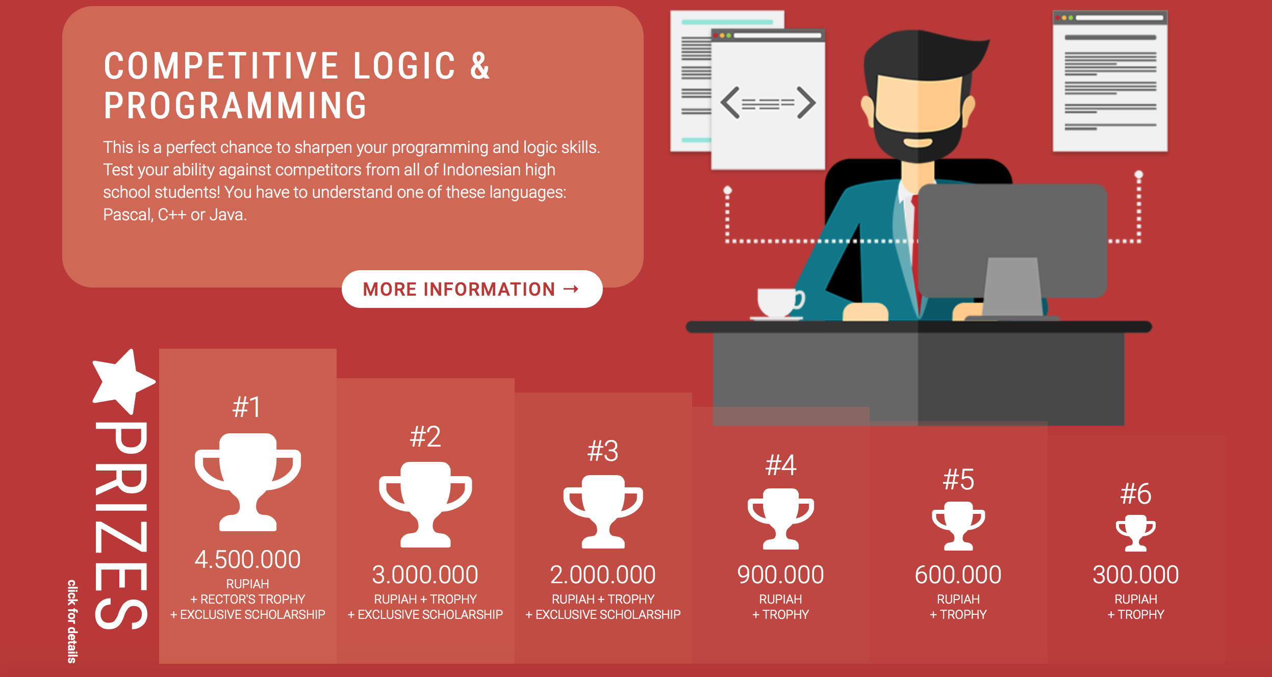 4th NPLC: Competitive Logic & Programming