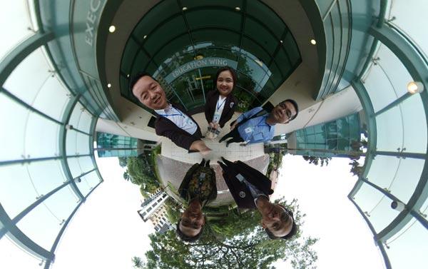 Kamera 360: Round View - ICCIP 2016