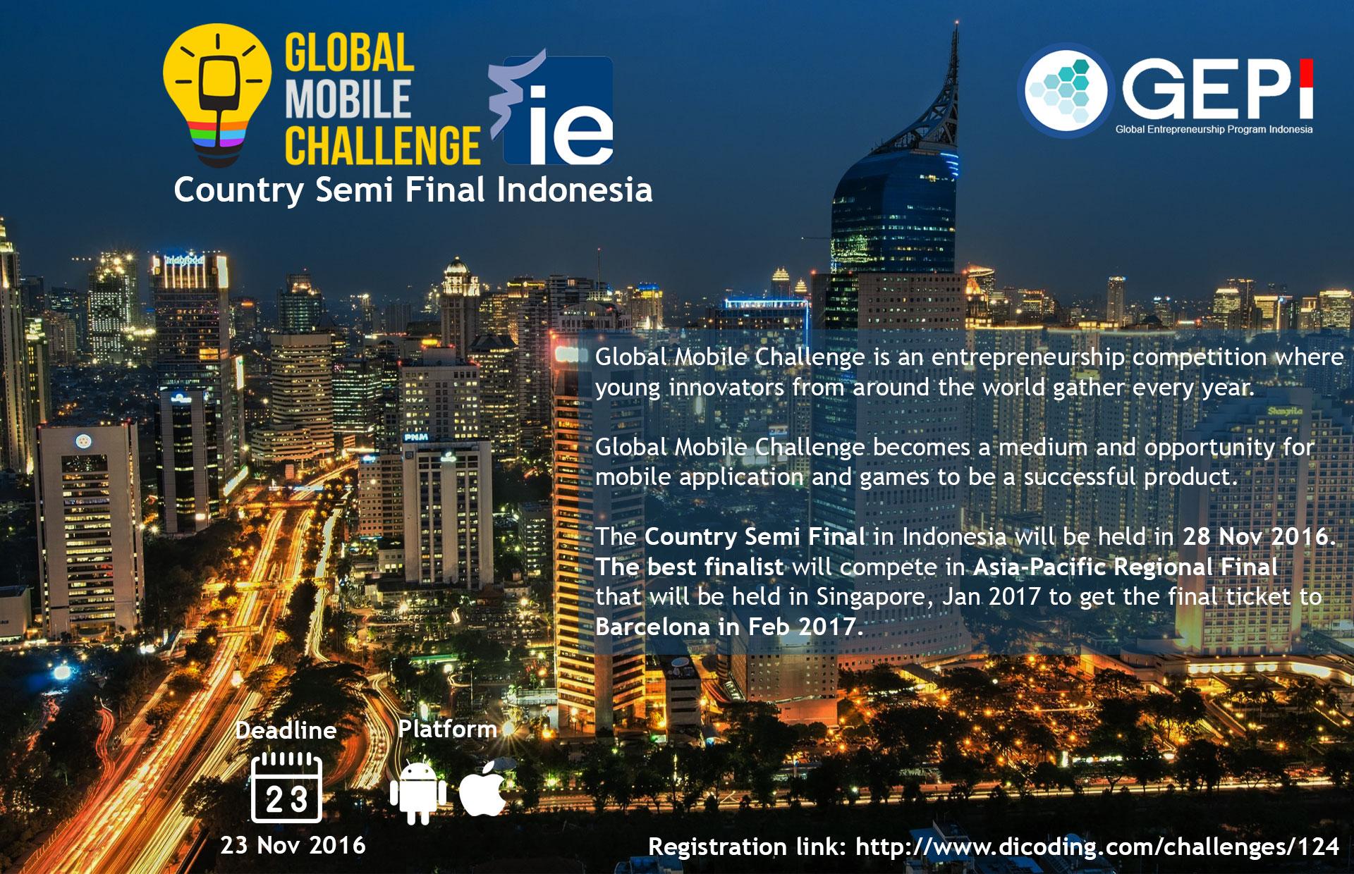 Global Mobile Challenge