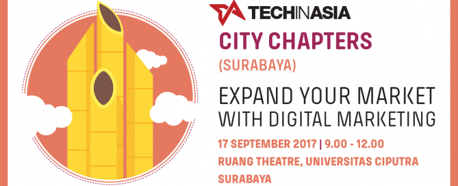 TechInAsia Surabaya City Chapter
