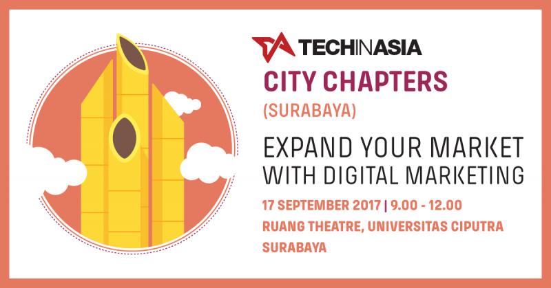 TechInAsia Surabaya City Chapter