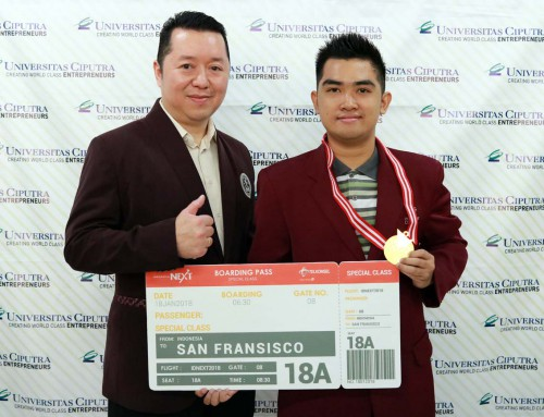Mahasiswa Informatika Univ. Ciputra Juara IndonesiaNEXT 2017