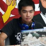 Cosmas Sakristiandio Juara IndonesiaNEXT 2017 Telkomsel