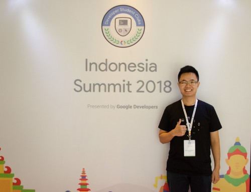 Google Developer Student Club Indonesia Summit 2018
