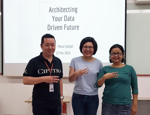 Kuliah Tamu Big Data Bersama Data Warehouse Lead Tokopedia