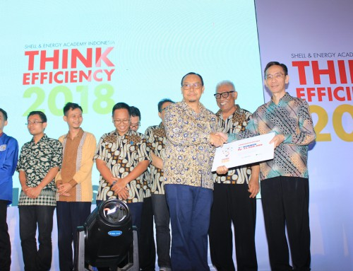 Think Efficiency 2018, Dosen UC Juara 1!