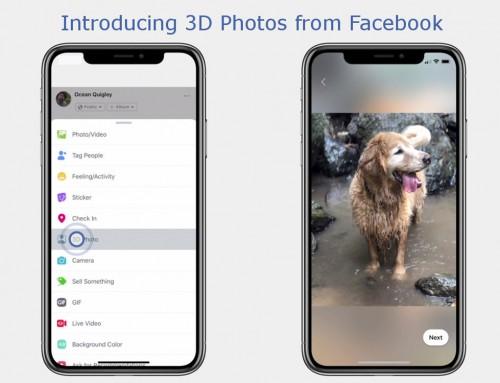 Foto 3D Facebook: Bagaimana Membuatnya?