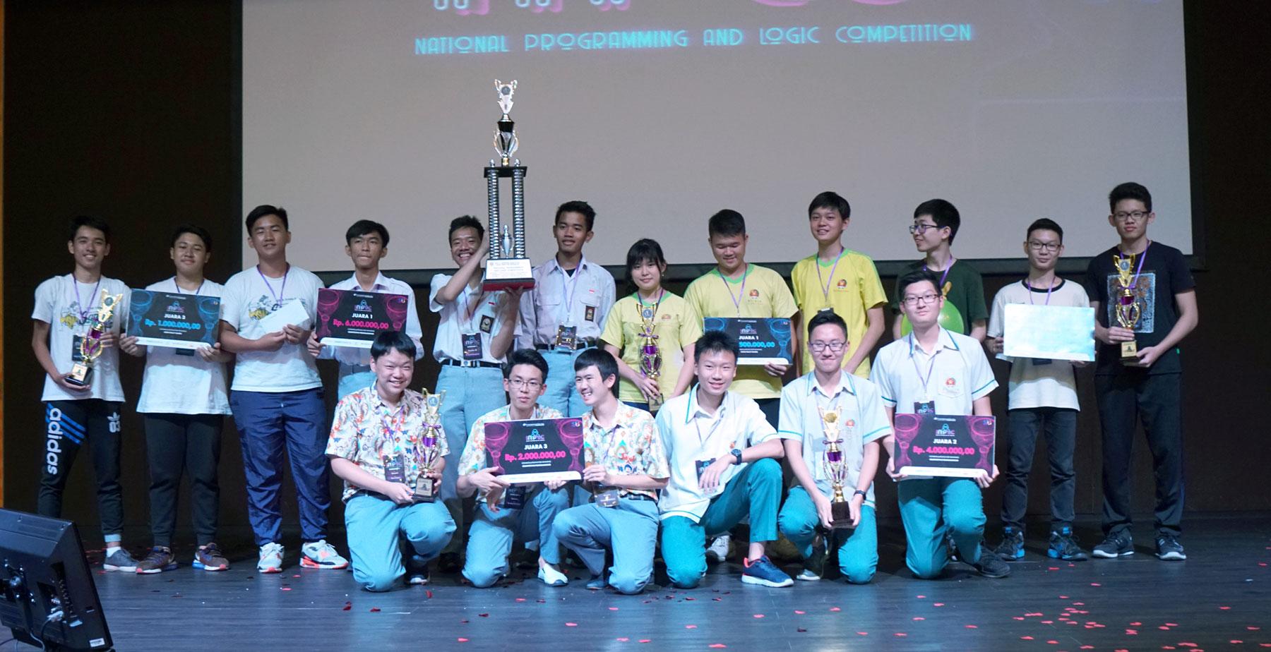 Pemenang 6th NPLC 2018