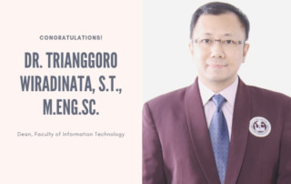 Dr. Trianggoro Wiradinata, S.T., M.Eng.Sc.