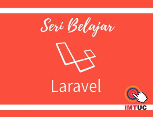 Web Development Framework (Belajar Laravel #1)