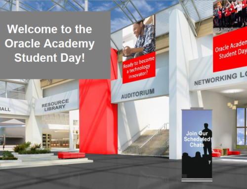 Oracle APEX at Oracle Virtual Student Day