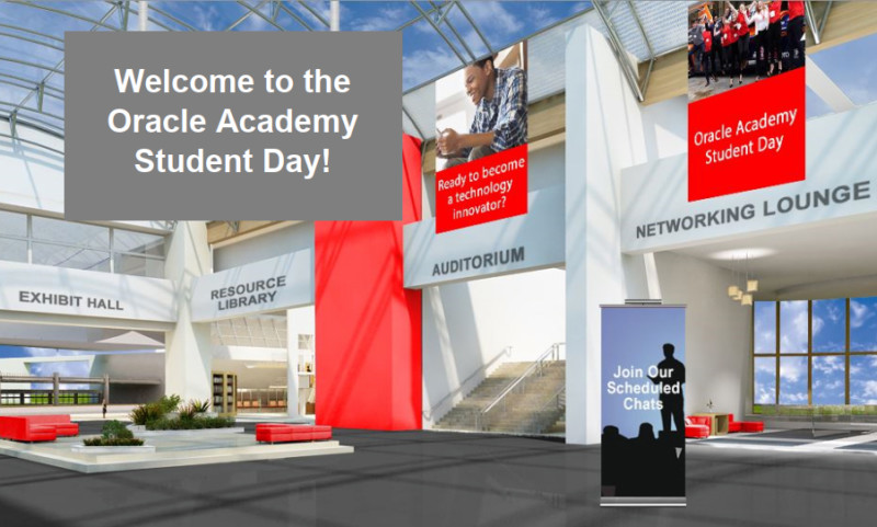 Oracle APEX - Oracle Academy Virtual Student Day