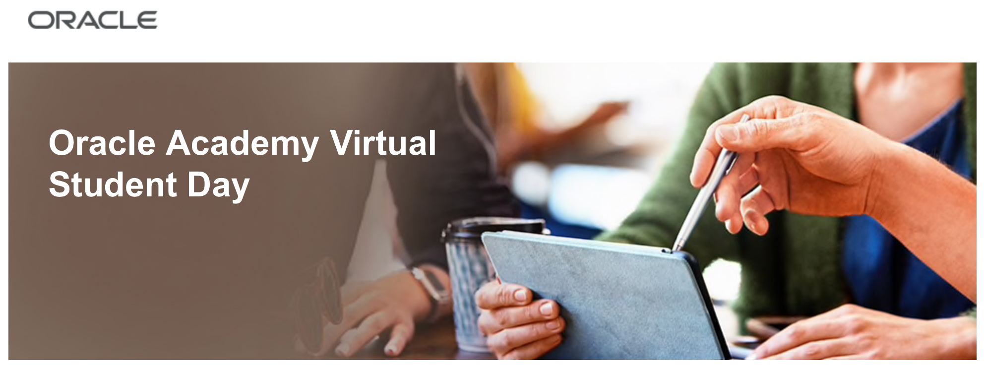 Oracle APEX @ Oracle Virtual Student Day