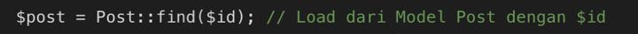 Hasil Edit Method