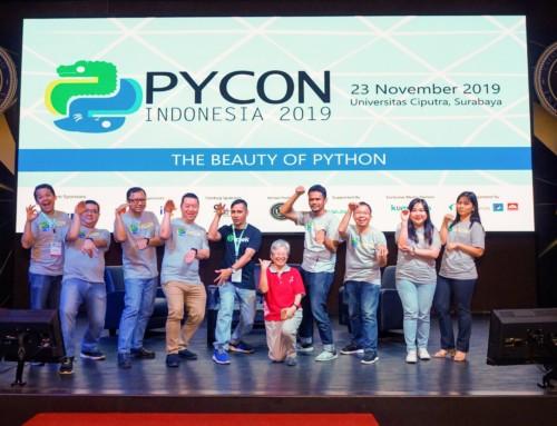 PyCon Indonesia 2019 at Universitas Ciputra