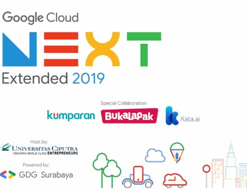 Google Cloud Next Extended 2019