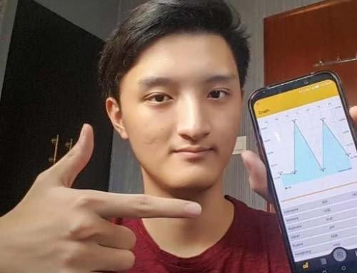 Aplikasi untuk Cek dan Hitung Kurs di Masa Pandemi Karya Mahasiswa Semester 2 Informatika UC Surabaya