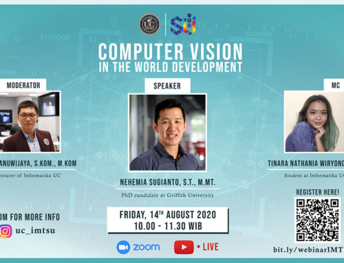 Webinar: Computer Vision and It's Development