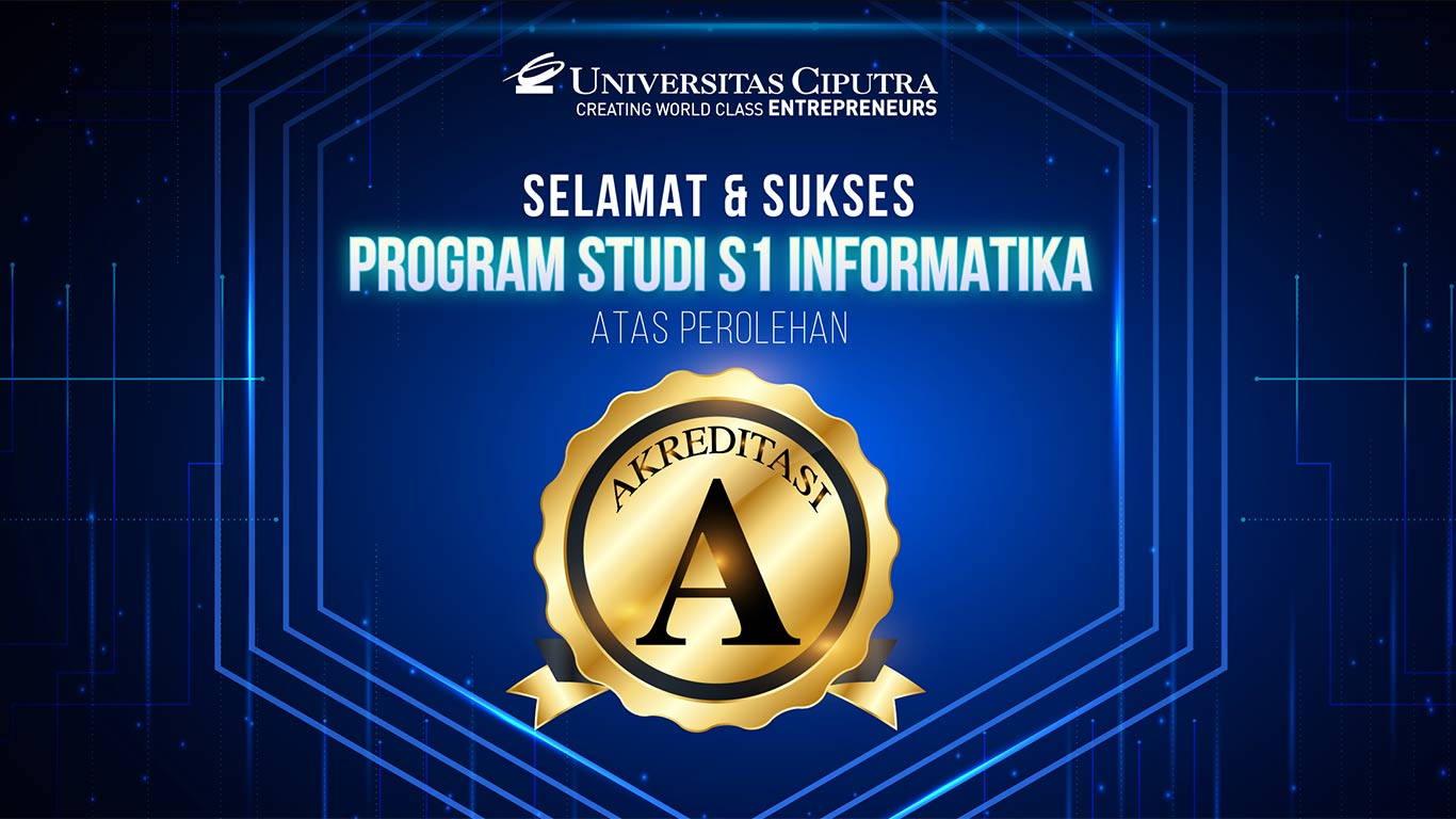 Informatika UC - Akreditasi A