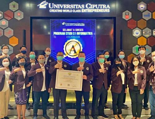 Syukuran Akreditasi A Informatika UC