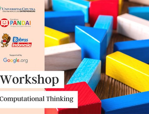 Gerakan PANDAI: Workshop Computational Thinking Batch 2