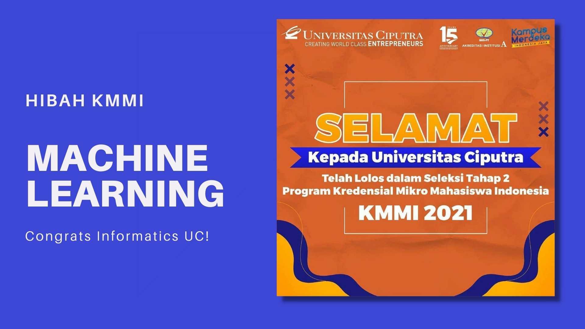 Informatika UC - Hibah KMMI