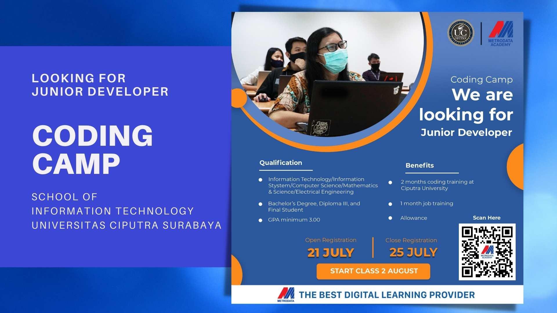 Metrodata Academy Coding Camp