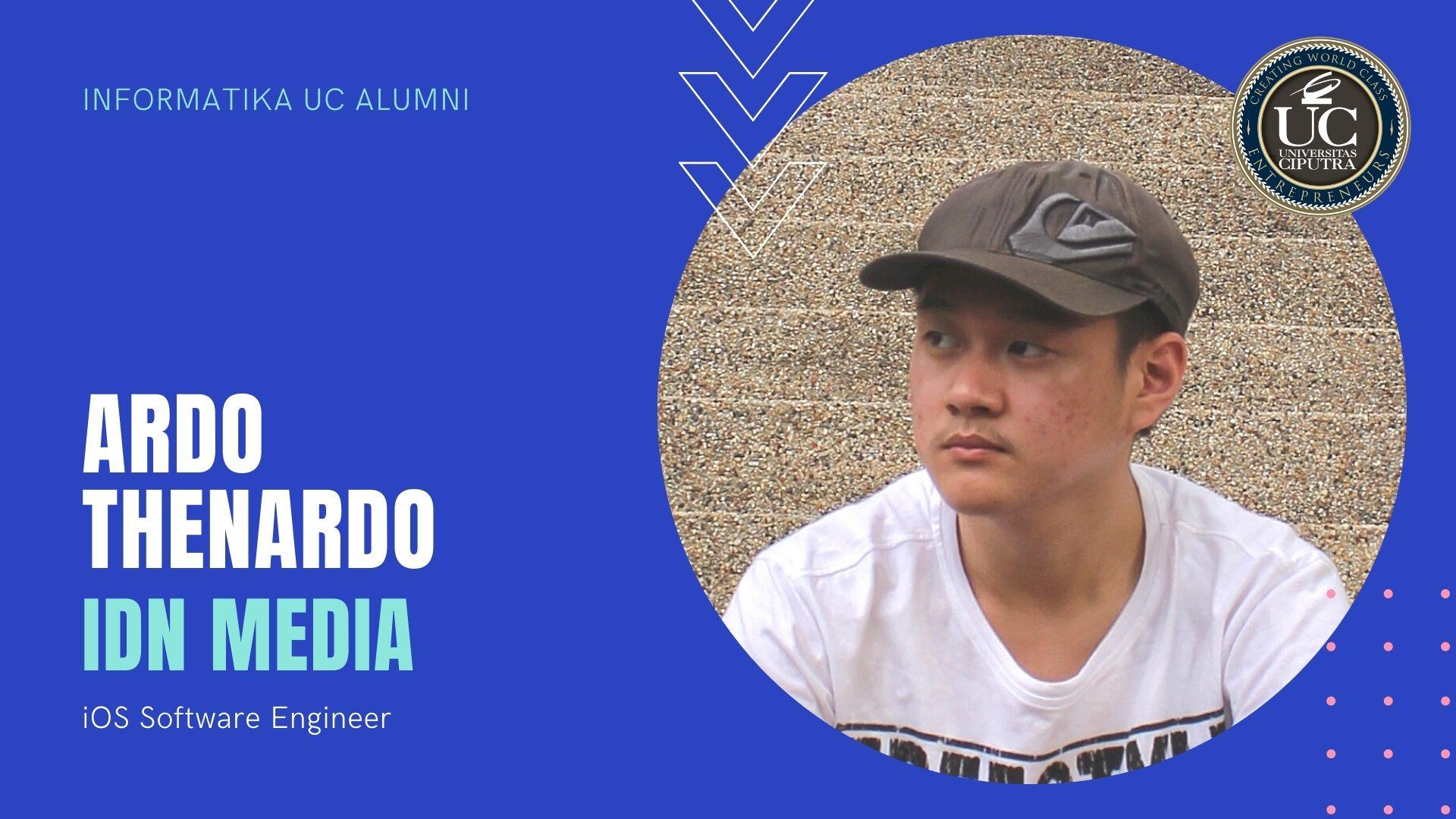 Ardo Thenardo - IDN Media